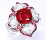 红宝石一克拉多少钱 顶级鸽血红宝石