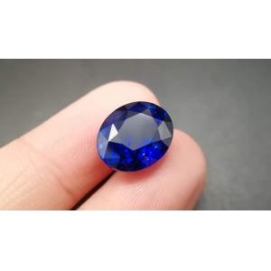 7.46克拉GRS皇家蓝蓝宝石