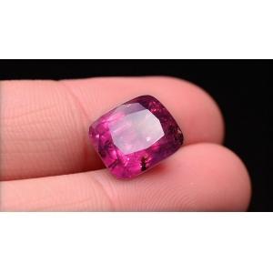 GRS无烧克什米尔红宝石5.64克拉