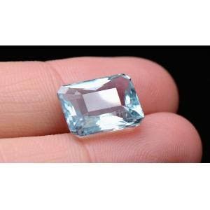 5.70克拉海蓝宝石